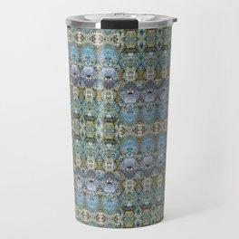 Colorful Luxury Ornate Pattern Travel Mug