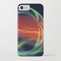 stargate iPhone & iPod Cases featuring The Gate Abstract by minx267