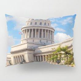 El Capitolio, Cuba Pillow Sham