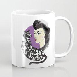 Healing powers Coffee Mug