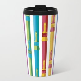 Color Your World Travel Mug