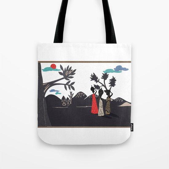Africa life Tote Bag