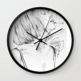 Toquemos lo sagrado Wall Clock