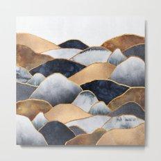 Hills 2 Metal Print