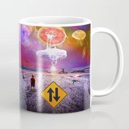 The Day of the Jellies Coffee Mug