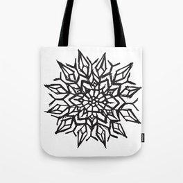 Cosmic Flower Tote Bag