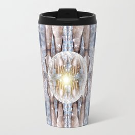 Sunset at Dendera I Travel Mug