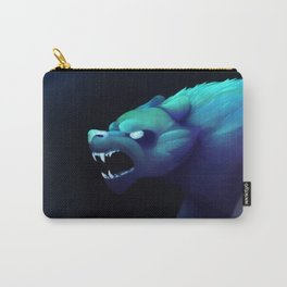 Blue Beast Carry-All Pouch