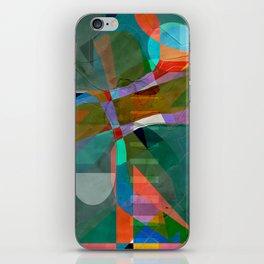 pretty plaid II iPhone Skin