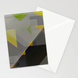 Abstract Composition 415 Stationery Cards