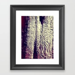 Lost in the Mze Framed Art Print