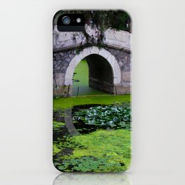 Summer Palace Bridge iPhone Case