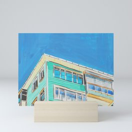 House Mini Art Print