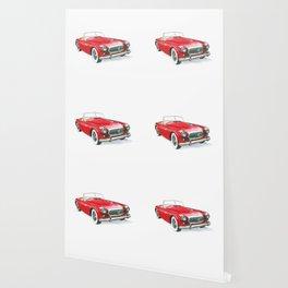 50 Nash Healey Wallpaper