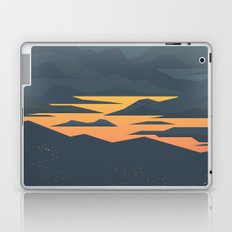 Evening lights Laptop & iPad Skin
