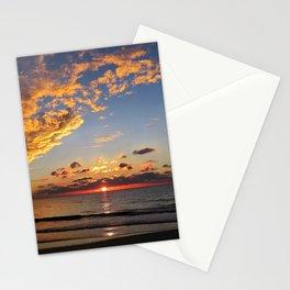 Florida Sunset - South Lido Beach  Stationery Cards
