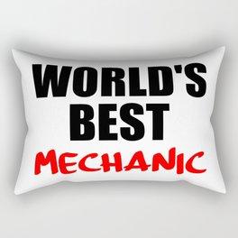 mechanic Rectangular Pillow