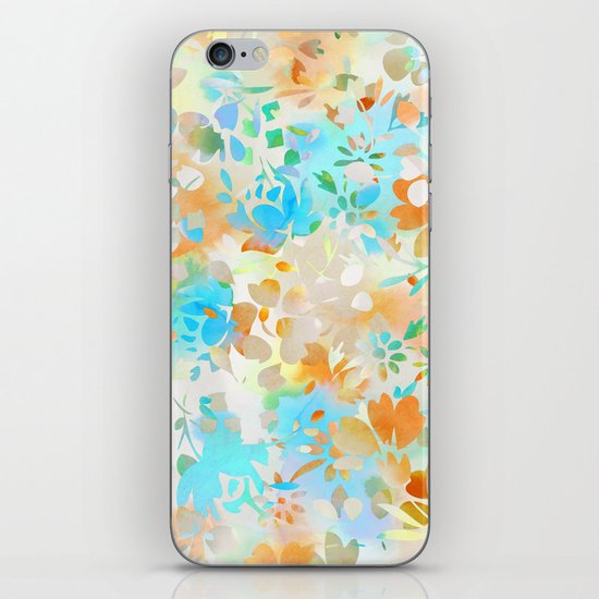 Floral Spirit 3 iPhone & iPod Skin