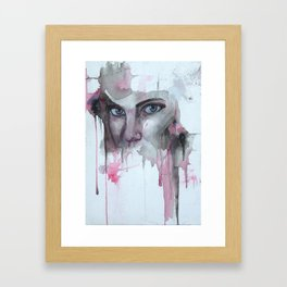 Esse! Esse? Framed Art Print