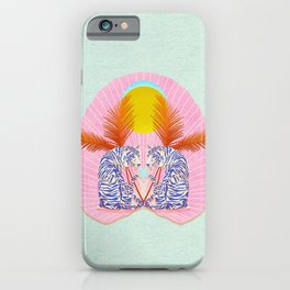Loud Tigers iPhone Case