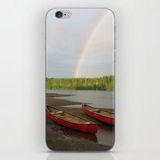 Double Rainbow iPhone & iPod Skin