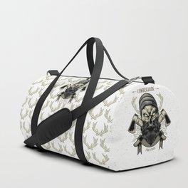 Fortitude (Lumberjack) Duffle Bag