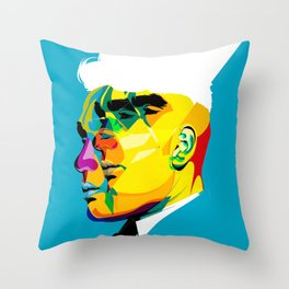 mugshots 01 Throw Pillow