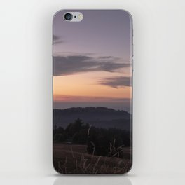 Time is raging, may it rage in vain iPhone Skin