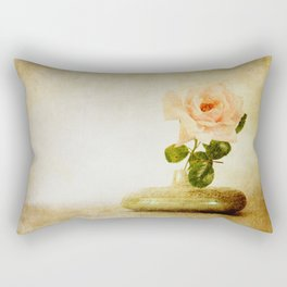 Vintage Rose  - JUSTART © Rectangular Pillow