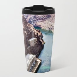 Hoover Dam III Metal Travel Mug