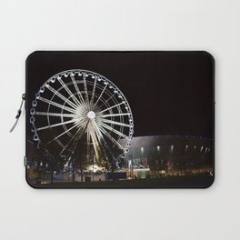 Liverpool By Night Laptop Sleeve