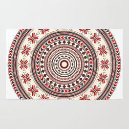 Romanian decorative element Rug