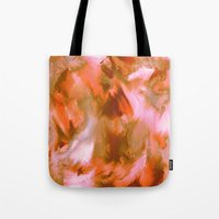 pumpkin Tote Bags featuring Pumpkin by Patty Weiler