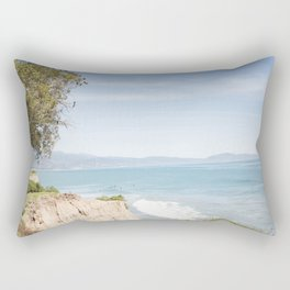 Morning in Santa Barbara Rectangular Pillow