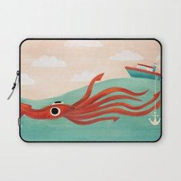 Giant Squid Laptop Sleeve