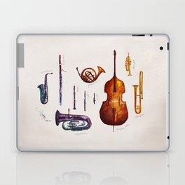 Wind Orchestra Laptop & iPad Skin