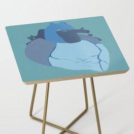 Melancholy Heart Side Table