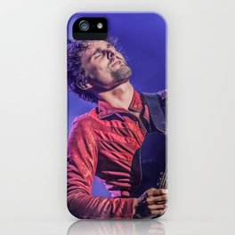 Matthew Bellamy iPhone Case