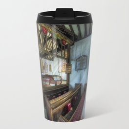 The Lord Be With You Travel Mug