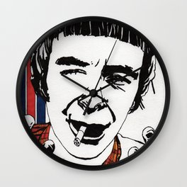 THE MODERNISTS - Woody Wall Clock
