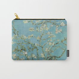 Blossoming Almond Tree, Vincent van Gogh Carry-All Pouch