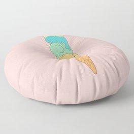 Melting Floor Pillow