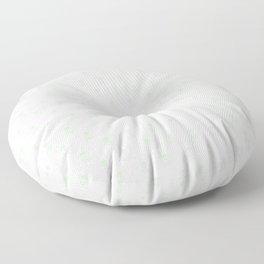 SKULLS PATTERN - LIGHT GREEN - LARGE Floor Pillow