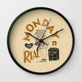 Monday is Real Wall Clock