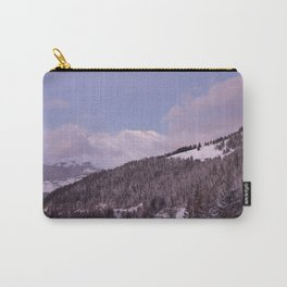 Purple Moutain Mont Blanc Carry-All Pouch