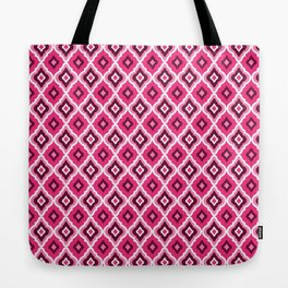 Morrocan Manor in Pink Tote Bag