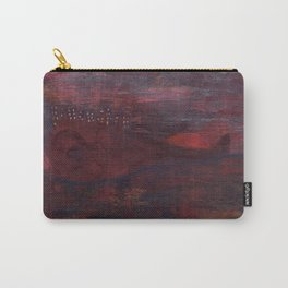 Sunset On Whale City Carry-All Pouch