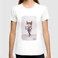 catwoman T-shirts featuring Catwoman by Popol