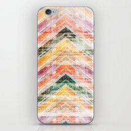 Sun Kissed Chevron iPhone Skin