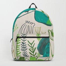 Woman [4] Backpack